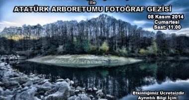 ATATÜRK ARBORETUMU FOTOĞRAF GEZİSİ