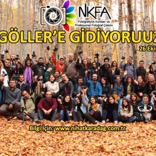 YEDİGÖLLER FOTOĞRAF GEZİSİ