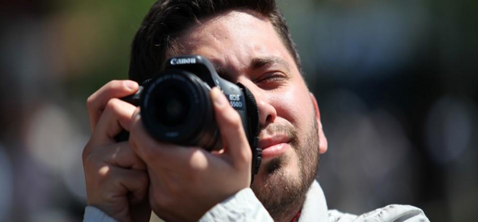 Fotoğrafçılık Kursu  ve  Fotoğraf Çekimi
