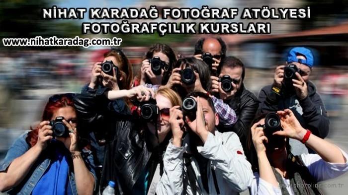 Dijital Fotoğrafçılık Kursu