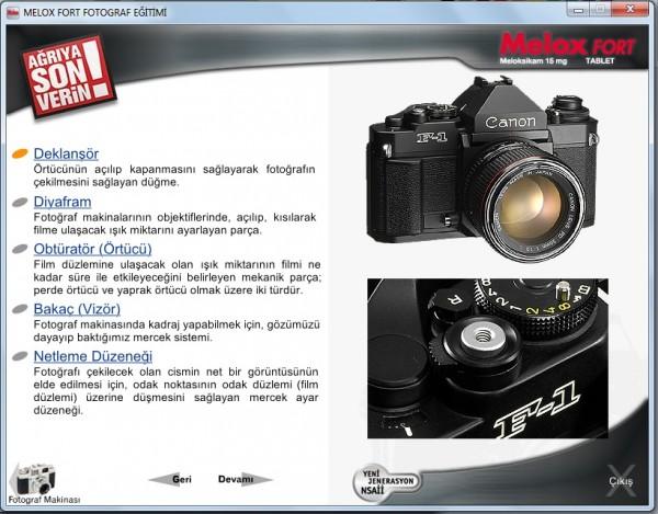 İNTERAKTİF FOTOĞRAF EĞİTİMİ (159MB)