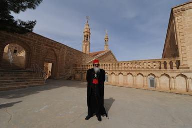 MARDİN Deyrulumur Manastırı