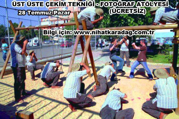 ÜST ÜSTE ÇEKİM TEKNİĞİ – FOTOĞRAF ATÖLYESİ (ÜCRETSİZ)