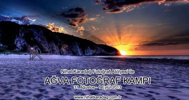 AĞVA FOTOĞRAF KAMPI