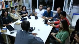 NKFA'da Söyleşi: GEZİ OLAYLARINDA FOTOĞRAFÇI OLMAK (4)