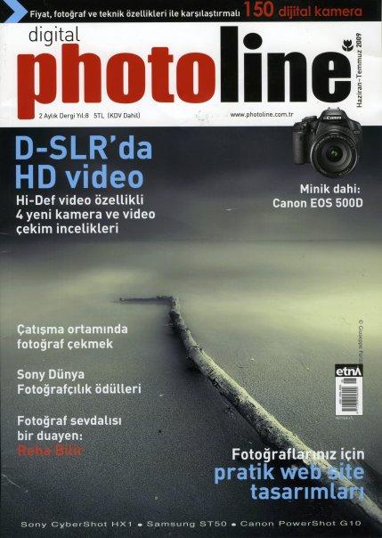Photoline Dergisi'ndeyiz