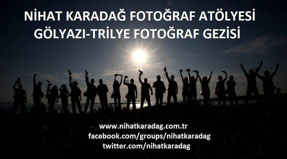 GÖLYAZI-TRİLYE FOTOĞRAF GEZİSİ