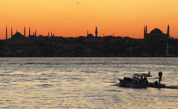 İstanbul-siluet