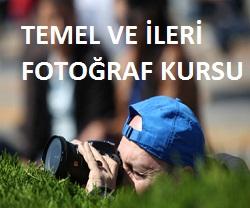 Benim Gözümden NKFA FOTOĞRAFÇILIK KURSU