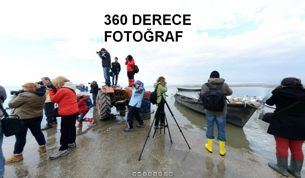 NKFA BEREKETLİ KÖYÜ 360 DERECE