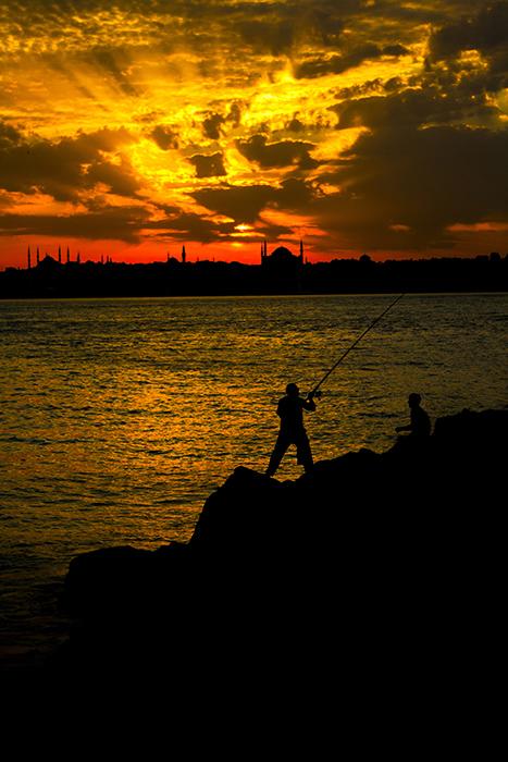 İstanbul ve Güneş