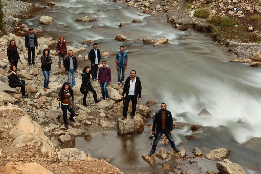 NKFA ile Siirt-Pervari Fotoğrafçılık Kursu