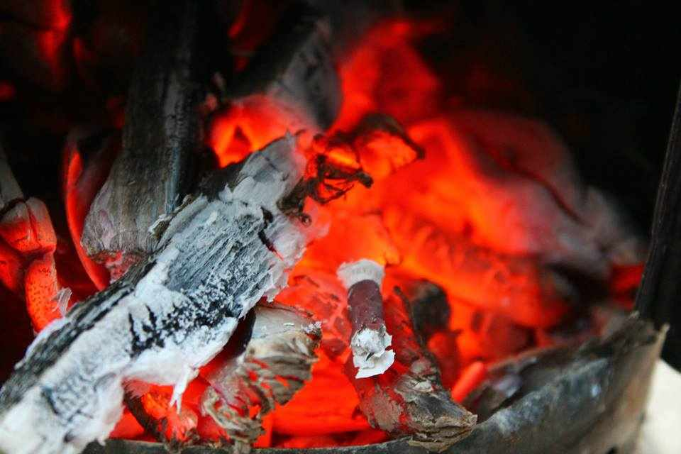 Ateş ve Odun