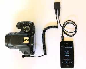 Fotoğraf makineleri ile Time-Lapse çekimi kolaylaştıran ufak aparat