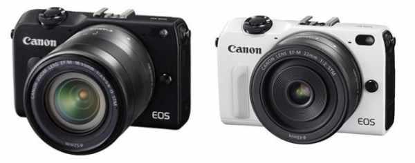 Canon, yeni nesil aynasız fotoğraf makinesi EOS M2′yi duyurdu