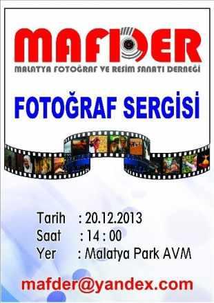 """Fotoğraf Sergisi 20 Aralık""""ta Açılacak"""