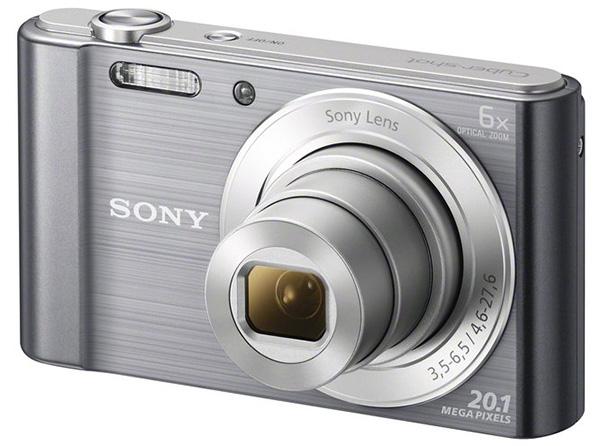 Sony Cyber Shot Ailesine İki Üye