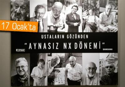 Fotoğraf Duayenlerini Sergisi Bodrum'da