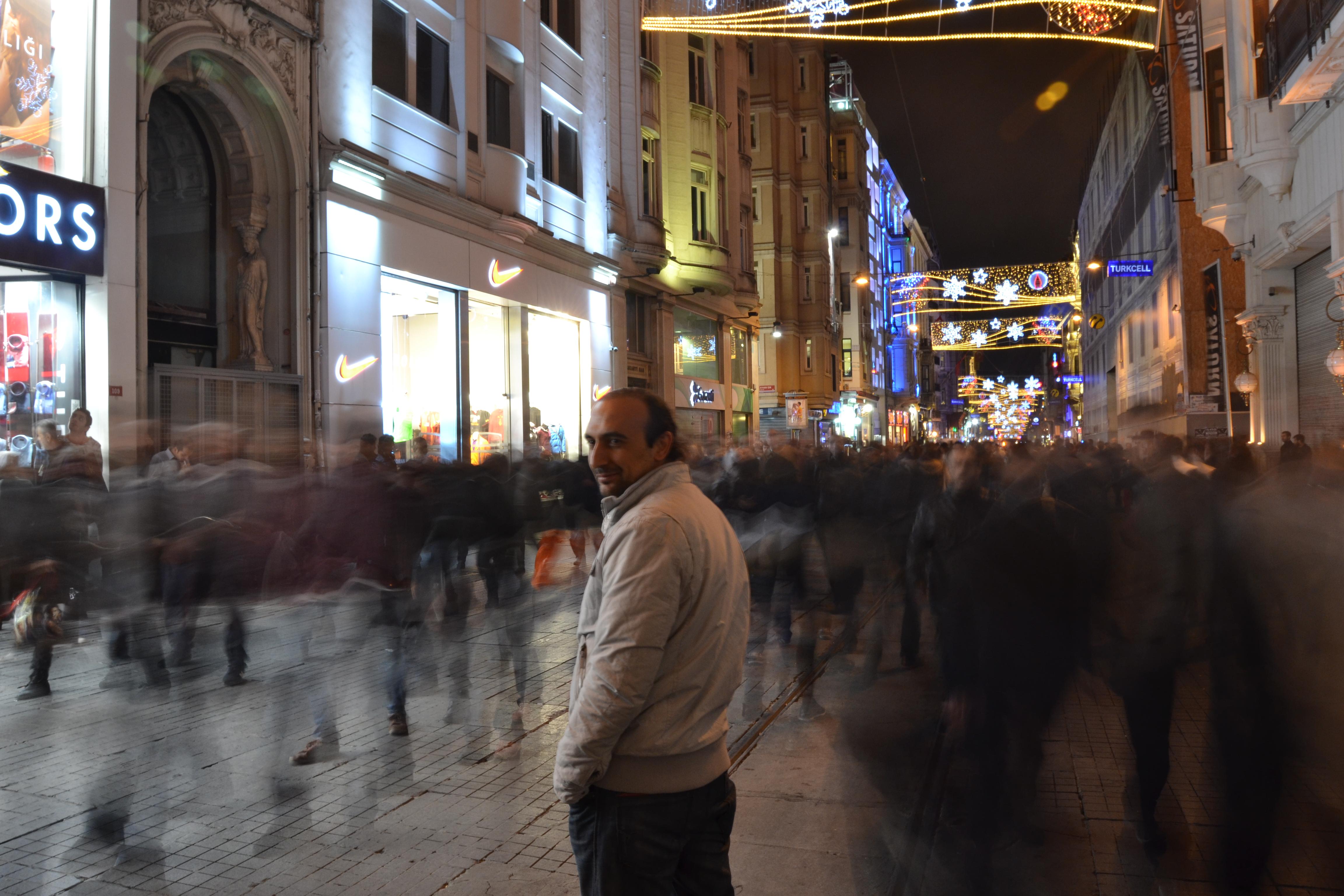 uzun pozlama Ahmet Dalgıç