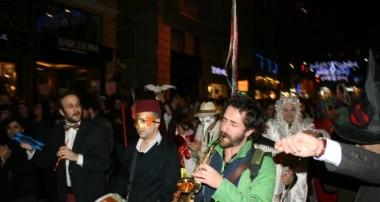 Baklahorani Tatavla Karnavalına Gidiyoruz