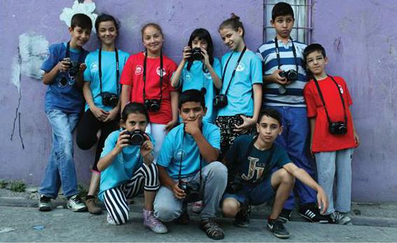 """NKFA'da """"Komşuluk Hakkı Fotoğraf Projesi""""ne Dair Söyleşi"""