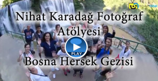 NKFA ile BOSNA HERSEK, KARADAĞ GEZİSİ