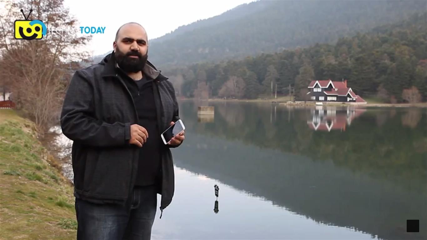 LG G2'nin Fotoğraf Çekimini Test Ettik (Video)