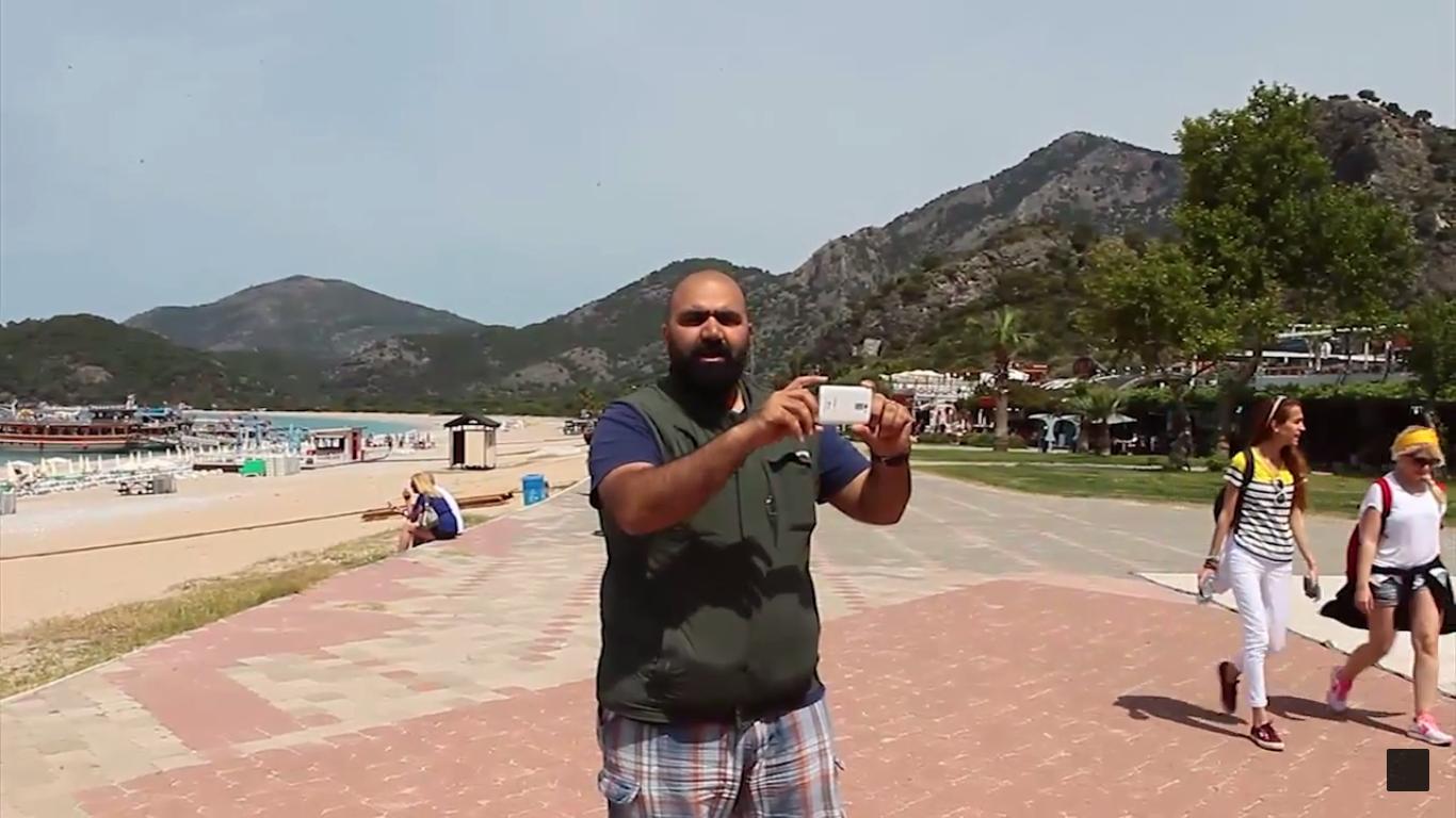 Fethiye Fotoğraf Gezimizde LG G2'yi İnceleyip Test Ettik (Video)