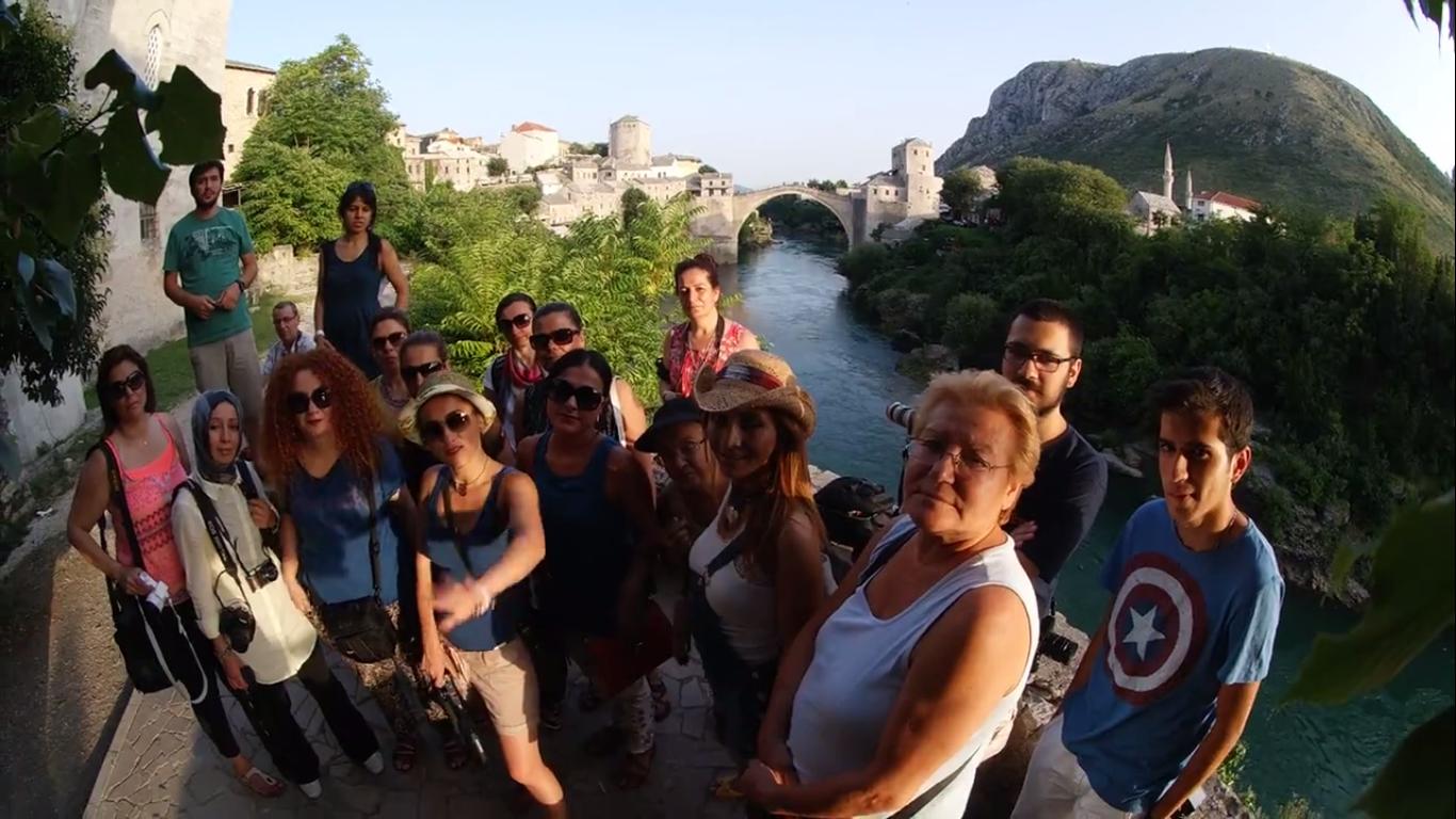NKFA Mostar'da…