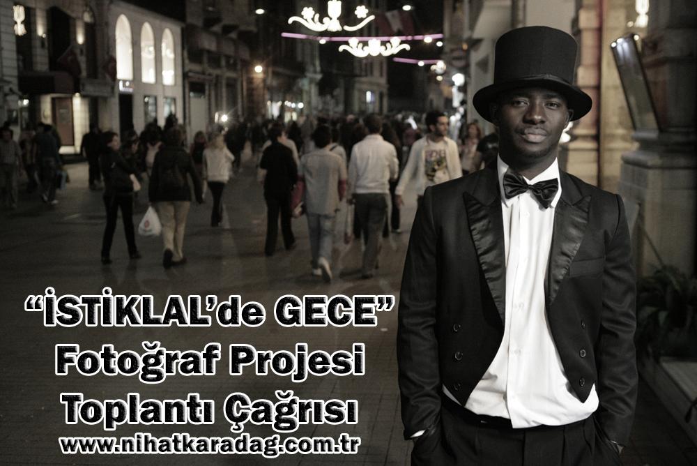 NKFA FOTOĞRAF PROJESİ TOPLANTI ÇAĞRISI