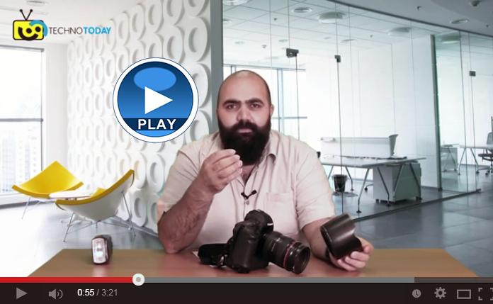 Fotoğrafçılıkta Parasoley Nedir? Ne işe Yarar? (Video Anlatım)