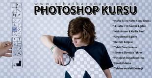 Fotoğrafçılara Özel Photoshop Kursu