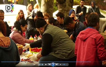 NKFA Fotoğrafçılık Kursu Üyeleri Yemek Hazırlarsa… :)