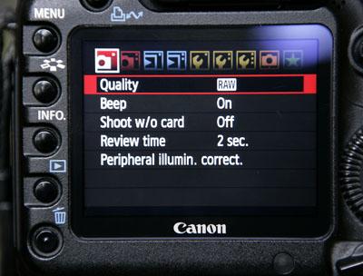 Fotoğrafçılık kursu ve RAW format