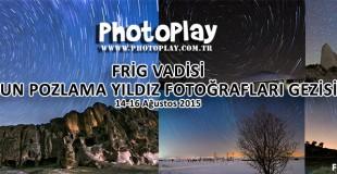 NKFA ile Frig Vadisi Fotoğraf Gezisi