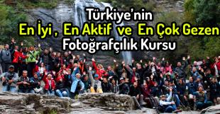 Ankara Fotoğrafçılık Kursu