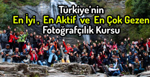 Bursa Fotoğrafçılık Kursu