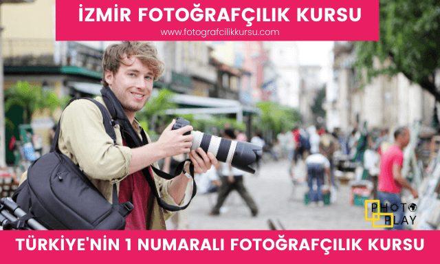 izmir fotoğrafçılık kursu